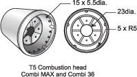 Combi Max and Combi 36