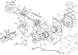 Grant UK Vortex Condensing 15or26-1