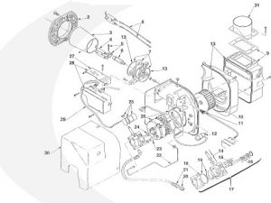 Grant Vortex Pro External Module 26/36